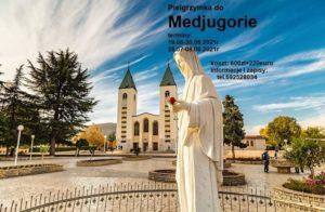Zaproszenie na pielgrzymkę do Medjugorie